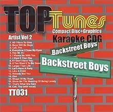 Top Tunes CDG TT-031 Artist Vol. 2 Backstreet Boys