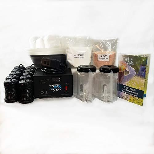 HEALTHandMED IonizeMe Maxx Ionic Detox Foot Bath Machine 17.0V / 2.2 Amp