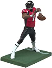 Michael Vick #7 Red Jersey Variant Chase McFarlane NFL Series 7 Six Inch Action Figure