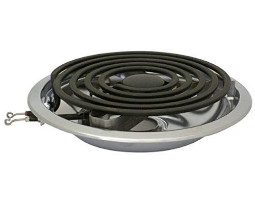 Range Kleen 1020AM7383 Style A Large Canner Element with Chrome...