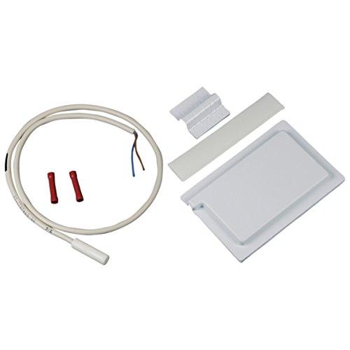Liebherr 9590800 ORIGINAL Fühler Sensor Regler NTC Temperatursensor Verdampfersensor Verdampferfühler für Verdampfer Gefrierschrank Kühlschrank