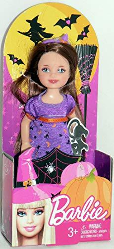 Barbie Halloween Friends - Chelsea in Purple Witch Dress (Target Exclusive)