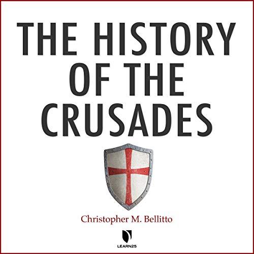 The History of the Crusades copertina