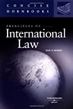 Principles of International Law (Concise Hornbooks) (Concise Hornbook Series)