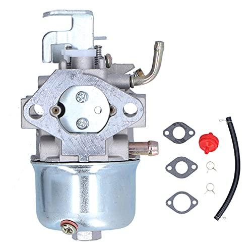 SALALIS Kit de carburador, carburador de Herramientas de jardín confiable para carburador de Rendimiento Estable para quitanieves 38180 38180C 38181 38185 38185C 38186
