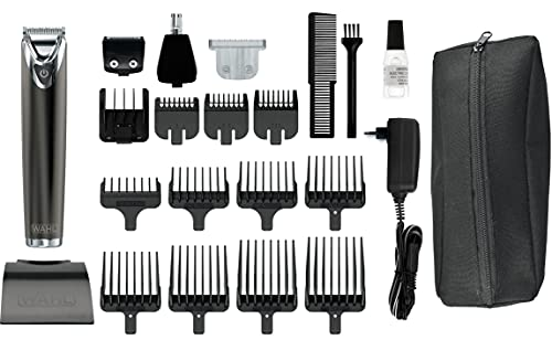 Wahl 09864-016 Stainless Steel Lithium Ion Advanced