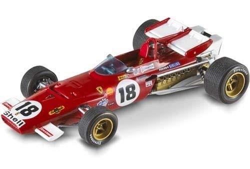 Mattel Modellino DL 1/43 Ferrari 312B No.3 Canada GP 1970 J.Ickx (Japan Import)