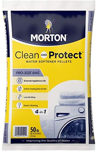 Product Image of the Morton Salt Clean & Protect