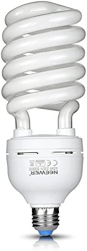 Neewer 45w 220v 5500k Tageslicht Spirallampe Cfl Elektronik