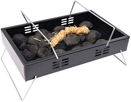 Gpzj Barbecue - Barbecue Barbecue extérieur Poêle avec Charbon de Bois Accueil Barbecue Portable Outil 3 Personnes -5 Personnes Four Magic Barbecue Set HAOSHUAI