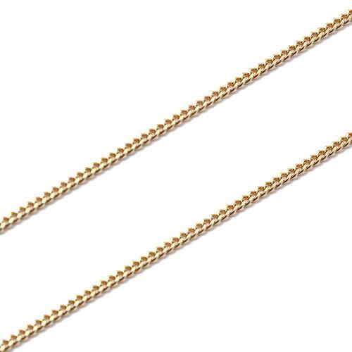 18金 喜平 ネックレス 2面 5g 45cm K18 メンズ レディース チェーン 造幣局検定マーク刻印入