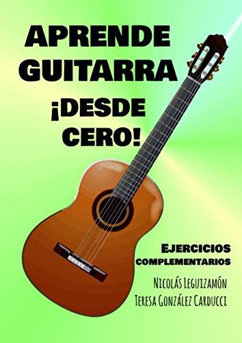 Aprende Guitarra ¡Desde cero!: Ejercicios complementarios