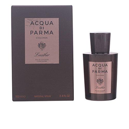 Acqua Di Parma Leather agua de colonia Concentrée Vaporizador 100 ml