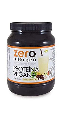 Proteina Vegana 400gr. sabor vainilla