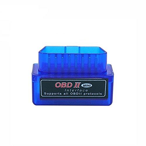 Super Mini Vgate ELM327 Bluetooth V2.1 OBD2 Outil de diagnostic scanner Auto pour ODB2 OBDII protocoles