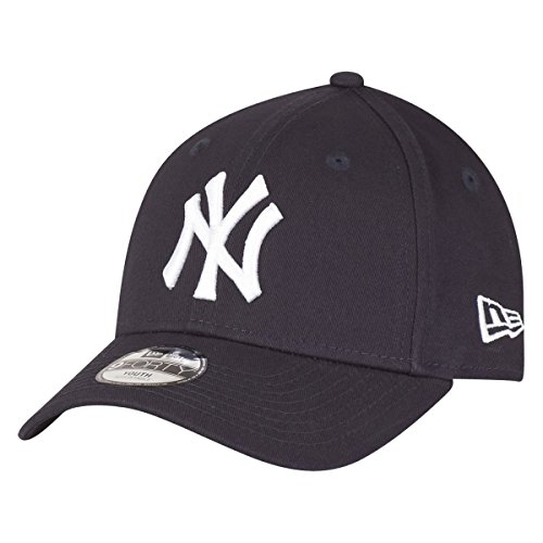 New Era 9FORTY - Gorra unisex para niños, color azul, talla, Niño...