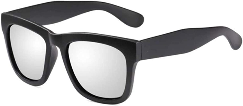 Fuqiuwei Sonnenbrillen Simple And Versatile Personality Retro Square Sunglasses Fashion Sunglasses Female Personality