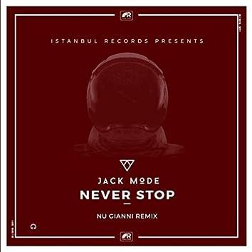 Never Stop (Nu Gianni Remix)