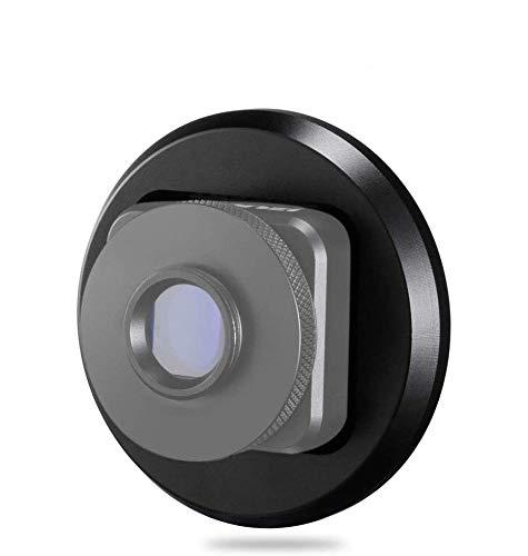 Objektivfilter Adapter Ring 52mm für 1,33X anamorphotische Linse Filmic Widescreen Filmobjektiv Halterung iPhone Pixel Samsung Oneplus Phones