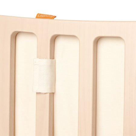Leander Nestchen fr Baby- und Kinderbett, vanilla