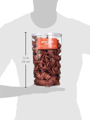 Triumph Pet Products Wavy Bacon Strip Snacks
