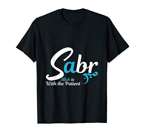 Sabr Evangelist oder Lehrer T-Shirt