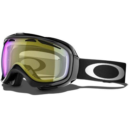 b3afd7cef90e Oakley Unisex-Adult Elevate Snow Goggles(Jet Black