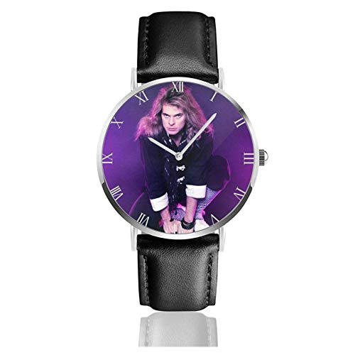 David Lee Roth Eat 'Em and Smile Unisex Watches Montre de Mode Ultra-Mince
