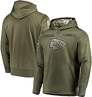 salute to service chiefs hoodie