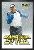 1art1 PSY Poster und MDF-Rahmen - Gangnam Style,