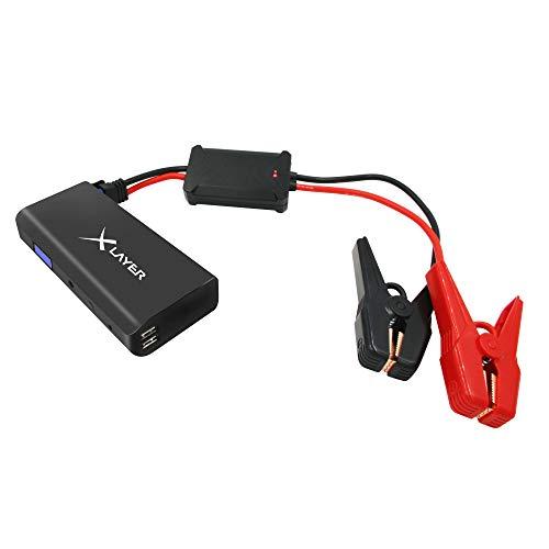 XLayer Powerbank PLUS OFF-ROAD 2.0 16000 mAh - powerbank starthulp voor auto motorfiets met noodstartfunctie voor motorfiets overbruggen - JumpStarter