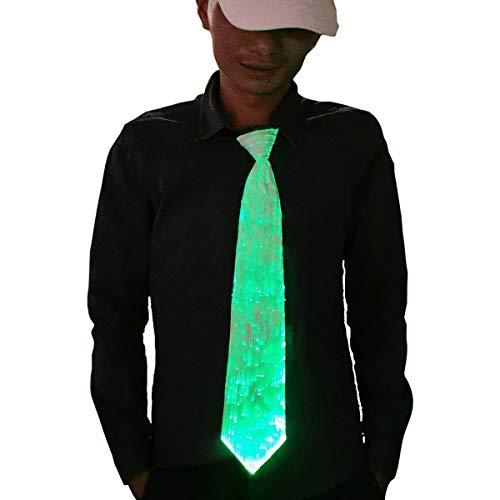 neon color neck ties - 2