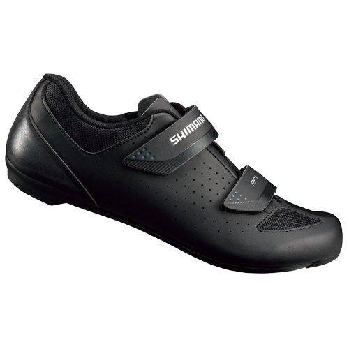 SHIMANO SHRP1PG440SL00 - Zapatillas Ciclismo, 44, Negro, Hombre