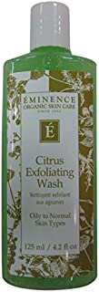 Best eminence citrus exfoliating wash Reviews