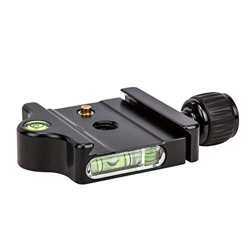"""SIRUI AM-20P Schnellwechselbasis, für 1/4"""" und 3/8"""", Safety Lock, Arca Swiss kompatibel"""