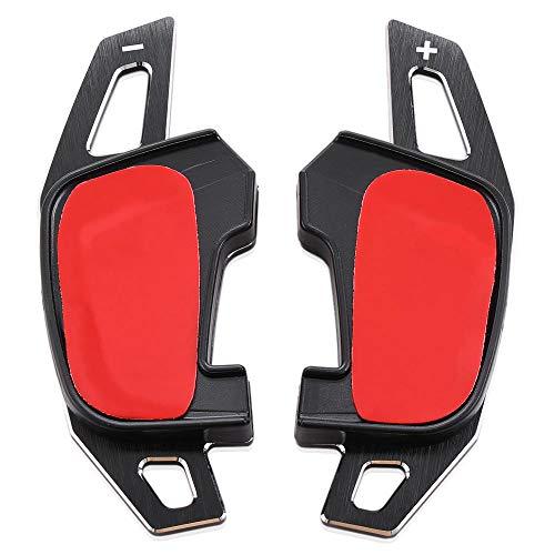CHNY Schaltpaddel DSG Car Steering Wheel Shift Paddles Verlängerungsschalthebel Aufkleber Autozubehör,Für...