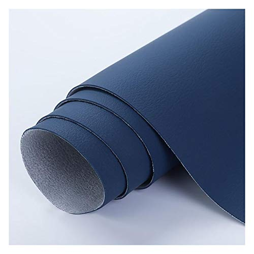 SSYBDUAN Möbelstoff Premium Bezugsstoff Zum Polster Kunstleder Rindsleder Optik Stoff Meterware Kunstleder Lederimitat Bezugsstoff Stabil Neu Glänzend (Size : 1.38×3m)