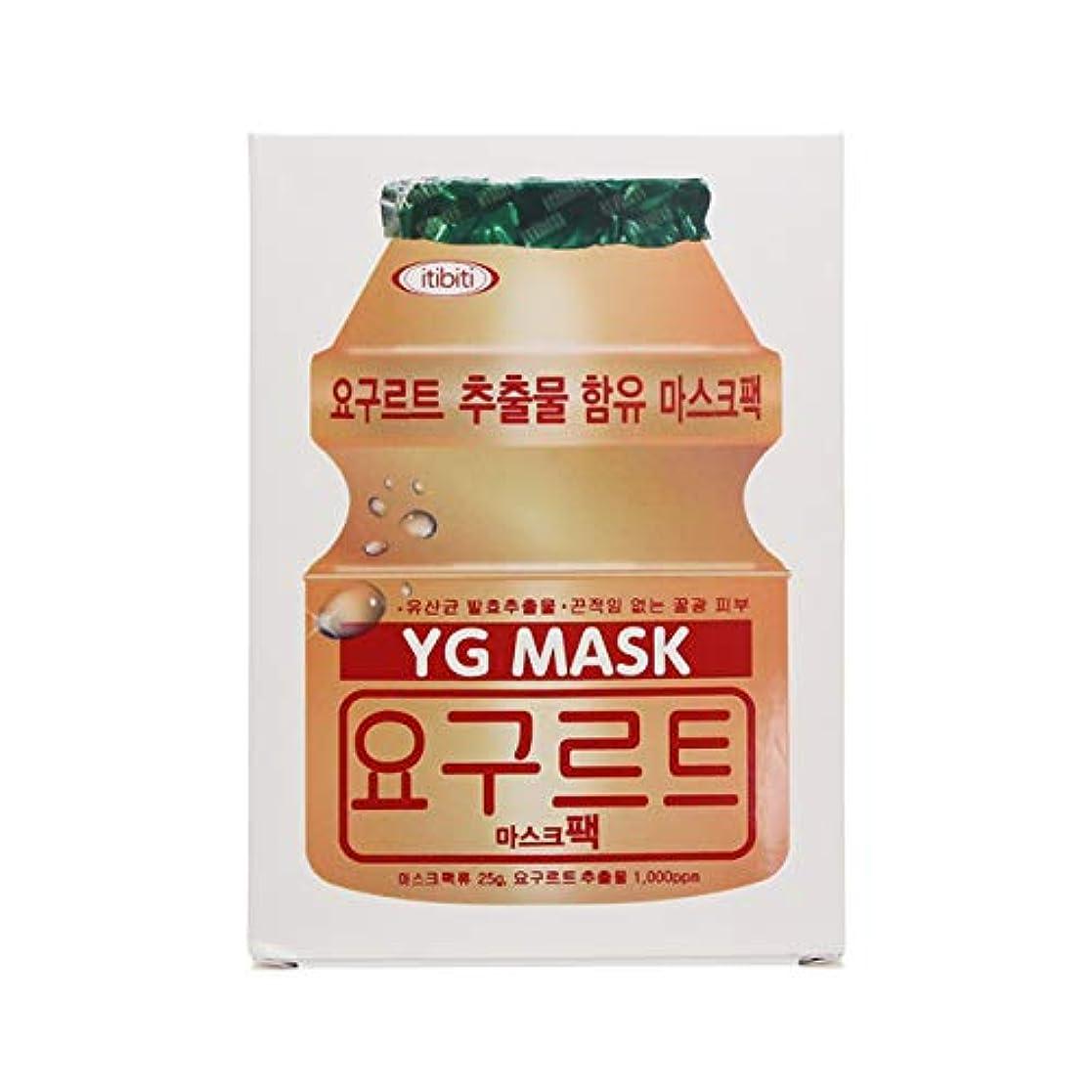 サイズ横に分割YGマスク 25g×10枚