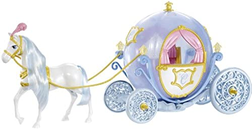 English to German translation Disney Princess Cinderella Kutsche