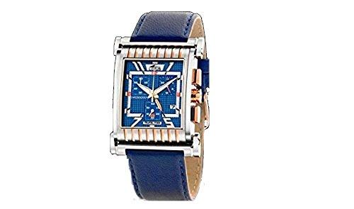Reloj Lotus Caballero crono Esfera Azul 33 mm. W.R. 3 ATM
