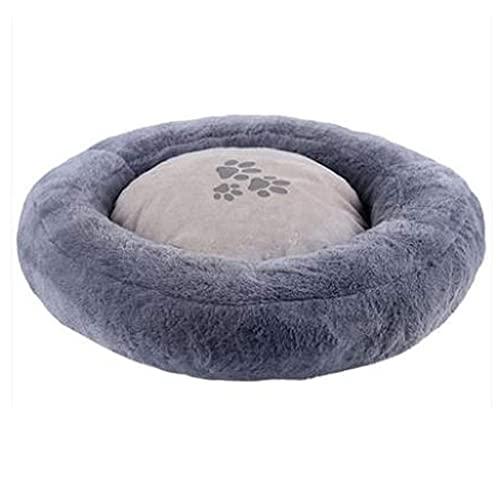 犬のベッド 猫のベッド ペットのマットレス ペットのベッド 犬のベッド ソファ 洗える 丸い犬の枕 クッション 4シーズン ユニバーサル 小型および中型の犬 ペット用品 ソフト ペット ソファ ベッド 屋内用