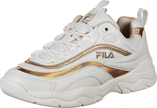 Fila Ray Mujer Zapatillas Blanco 39.5 EU