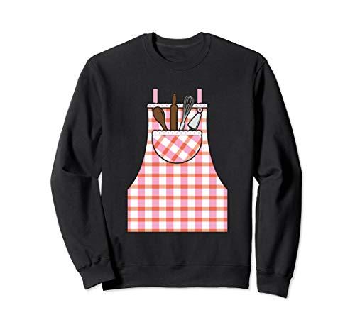 Kochschürze Koch Kostüm Gastronomie Küchenchef Backen Sweatshirt