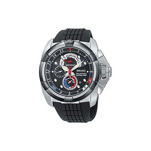 Seiko SPC007P1 - Reloj cronógrafo de Cuarzo para Hombre con