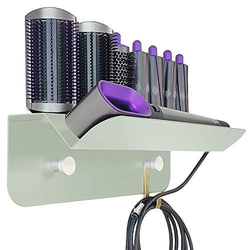 Kyrio - Supporto per arricciacapelli da parete, compatibile con Dyson Airwrap Styler
