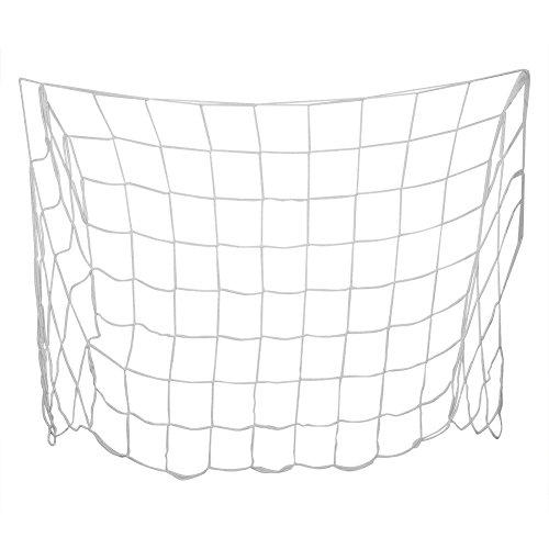Nikou Fußballtor-Netz - 1,2 x 0,8 m Flexibles Fußball-Fußballtor-Netz Polypropylenfaser-Sportspiel-Training Langlebige Werkzeuge