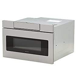 """commercial Sharp SMD2470AS Drawer Microwave 24 """"1.2 cm 3 legs, stainless steel bosch microwave countertop"""