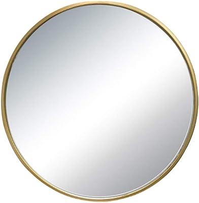 448ef277e58d Amazon.com  Round Decorative Wall Mirror Brass - Project 62  Home ...