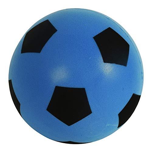 BalÓN de FÚTbol (Espuma, Talla 5), Azul