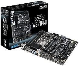 Asus Intel X99 Socket 2011, ATX, X99-WS/IPMI